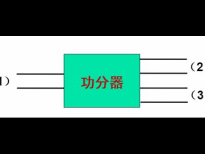 常见的功率分配器