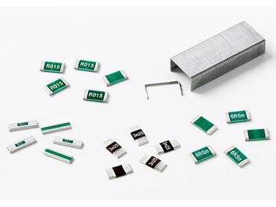 电流感测电阻器